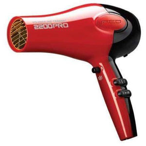 Red by Kiss 2200 Pro Tourmaline Ceramic  Professional Blow Dryer - Barber World