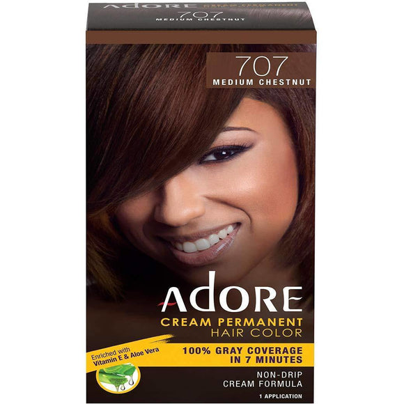 Adore Cream Permanent Hair Color - Barber World