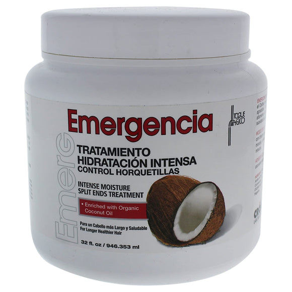 Toque Magico Emergencia Tratamiento Hidratacion Intensa - 32oz - Barber World