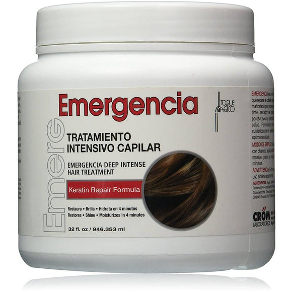 Toque Magico Emergencia Tratamiento Intensivo Capilar - 32oz - Barber World