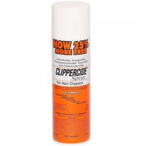 Clippercide Spray for Hair Clippers - 15oz - Barber World