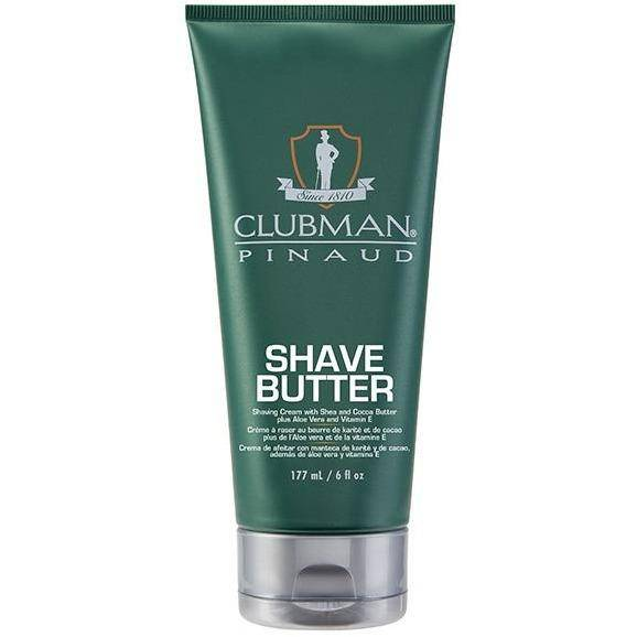 Clubman Pinaud Shave Butter 6oz - Barber World