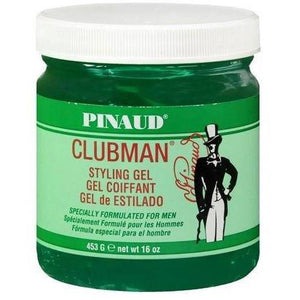 Clubman Pinaud Styling Gel Regular Hold - 16oz - Barber World