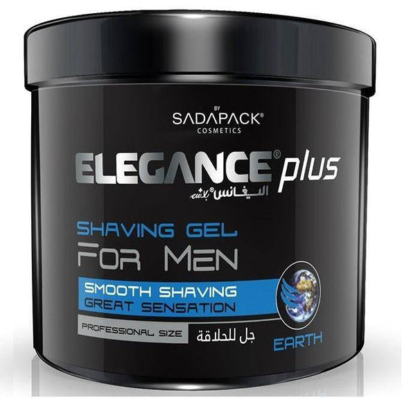 Elegance Plus Shaving Gel - Earth 33.81oz