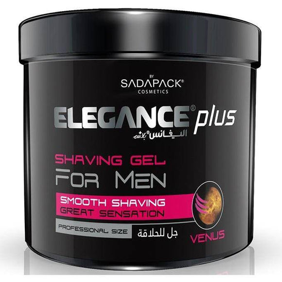 Elegance Plus Shaving Gel - Venus 33.81oz