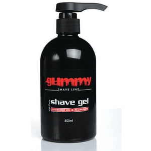 Gummy Shave Gel With Pump 17oz