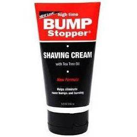 High Time Bump Stopper Moisture Enriched Shaving Cream 5oz - Barber World