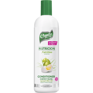 Capilo Huevo y Oliva Conditioner - 16oz