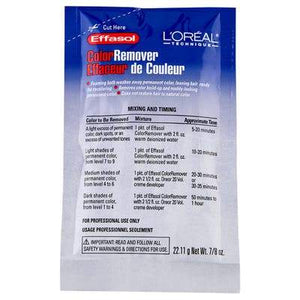L'Oreal Effasol Color Remover - 0.88oz - Barber World