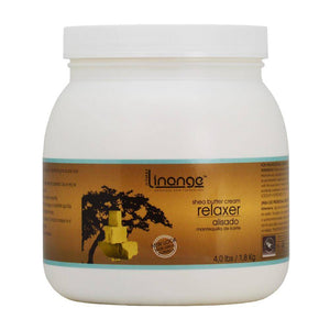 Alter Ego Linange Shea Butter Relaxer - 4LBS - Barber World
