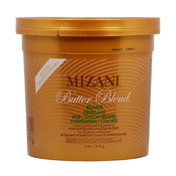 Mizani Butter Blend Rhelaxer - Fine/Color Treated 4Lbs