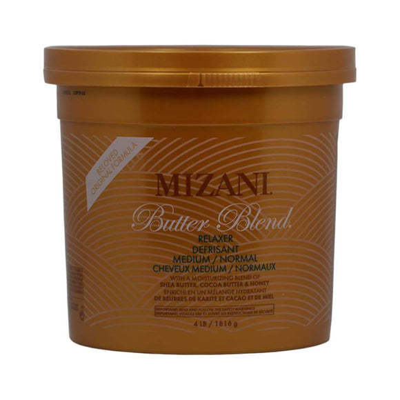 Mizani Butter Blend Rhelaxer - Medium/Normal 4Lbs