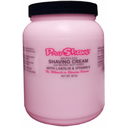 Pro Shave Brushless Shaving Cream 48oz