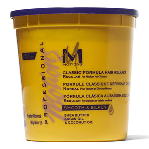 Motions Classic Formula Hair Relaxer Regular - 4Lbs - Barber World