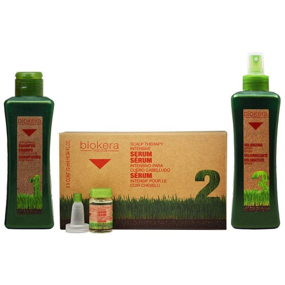Salerm Biokera Natura 3-Step Set