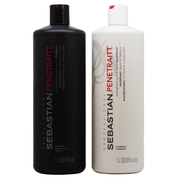 Sebastian Penetraitt Shampoo and Conditioner - 33.8oz