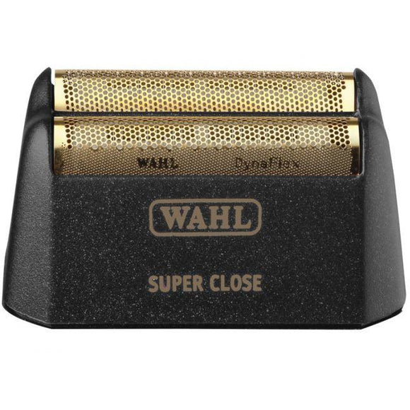 Wahl 5 Star Finale Super Close Replacement Foil - Gold #7043-100