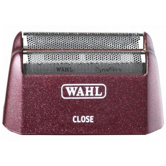 Wahl 5 Star Shaver Close Replacement Foil - Silver #7031-300 - Barber World