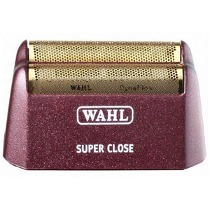 Wahl 5 Star Shaver Super Close Replacement Foil - Gold #7031-200 - Barber World