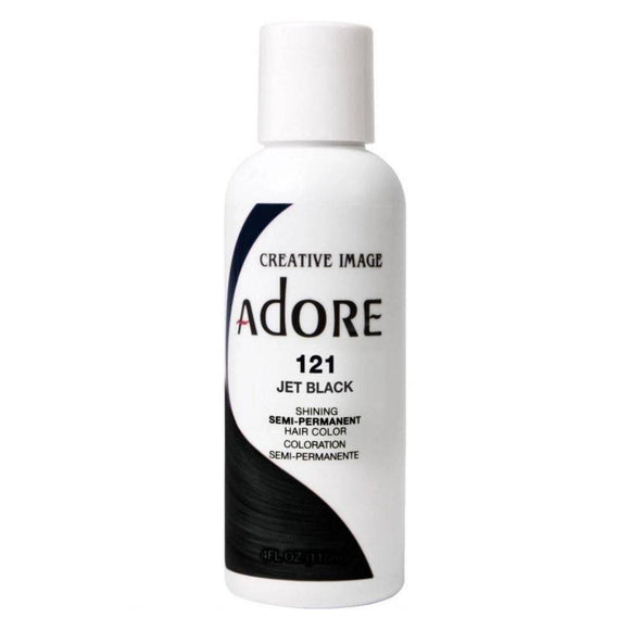 Adore Semi Permanent Hair Color - 4oz - Barber World