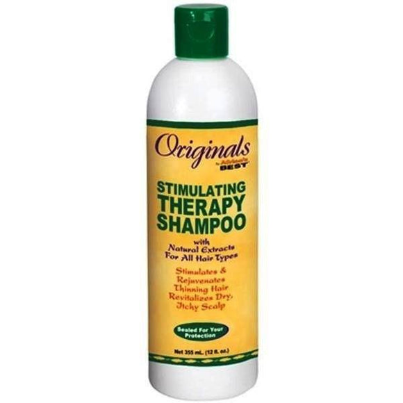 Africa's Best Originals Stimulating Therapy Shampoo - 12oz
