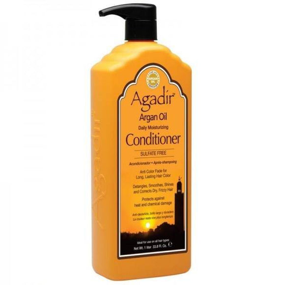 Agadir Argan Oil Daily Moisturizing Conditioner - 33.8oz