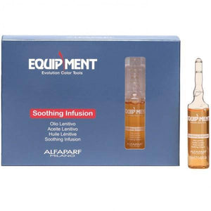 Alfaparf Equipment Soothing Infusion Amples 0.43oz - 12 Vials