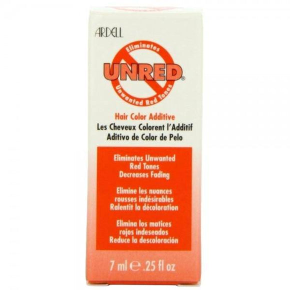 Ardell Unred Hair Color Additive - 0.25oz - Barber World