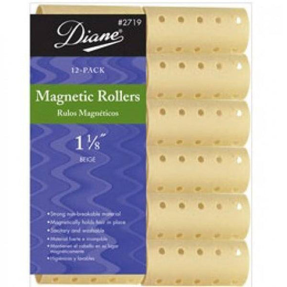 Diane Magnetic Rollers 1-1/8