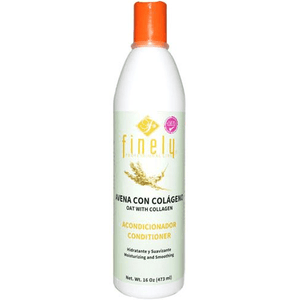 Finely Oat with Collagen Conditioner - 16oz - Barber World