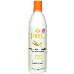 Finely Oat with Collagen Shampoo - 16oz