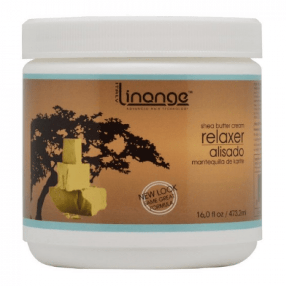 Alter Ego Linange Shea Butter Relaxer - 16oz