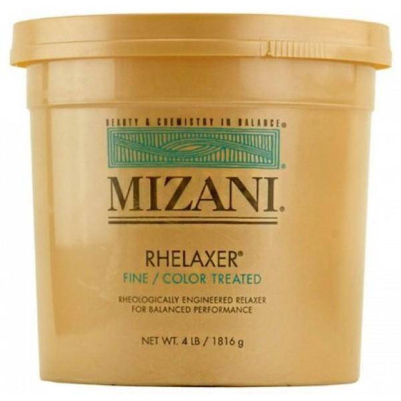 Mizani Rhelaxer - Fine/Color Treated 4lbs