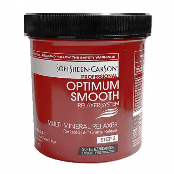 Optimum Smooth Multi-Mineral Relaxer Step 2 Regular - 14.1oz