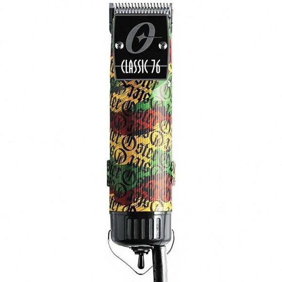 Oster Rasta Reggae Limited Edition Classic 76 Universal Motor Clipper #76076-299