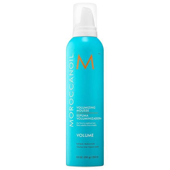 Moroccanoil Volumizing Mousse - 8.5oz - Barber World
