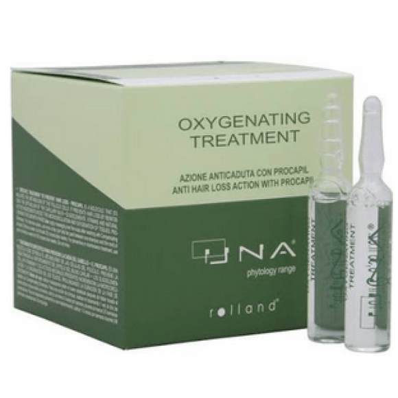 Una Oxygenating Treatment Amples 0.34oz - 12 Vials - Barber World