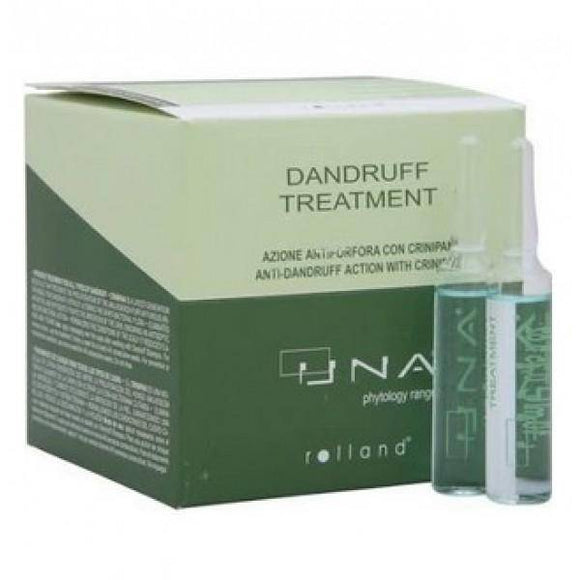 Una Dandruff Treatment Amples 0.35oz - 12 Vials