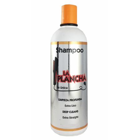 La Plancha Deep Cleans Extra Straight Shampoo - 16oz - Barber World