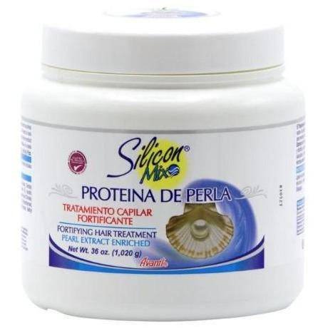 Silicon Mix Proteina De Perla Fortifying Treatment - 36oz - Barber World