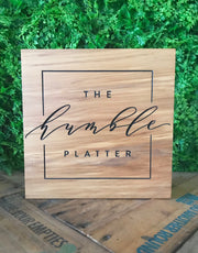 Custom Sign - Recycled Rimu