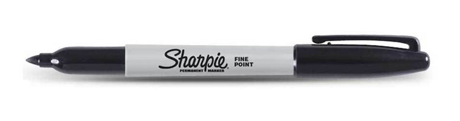 Sharpie Fine Tip - Black