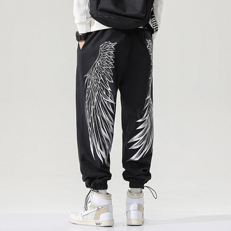 """Wings Of Faith"" Streetwear Joggers"