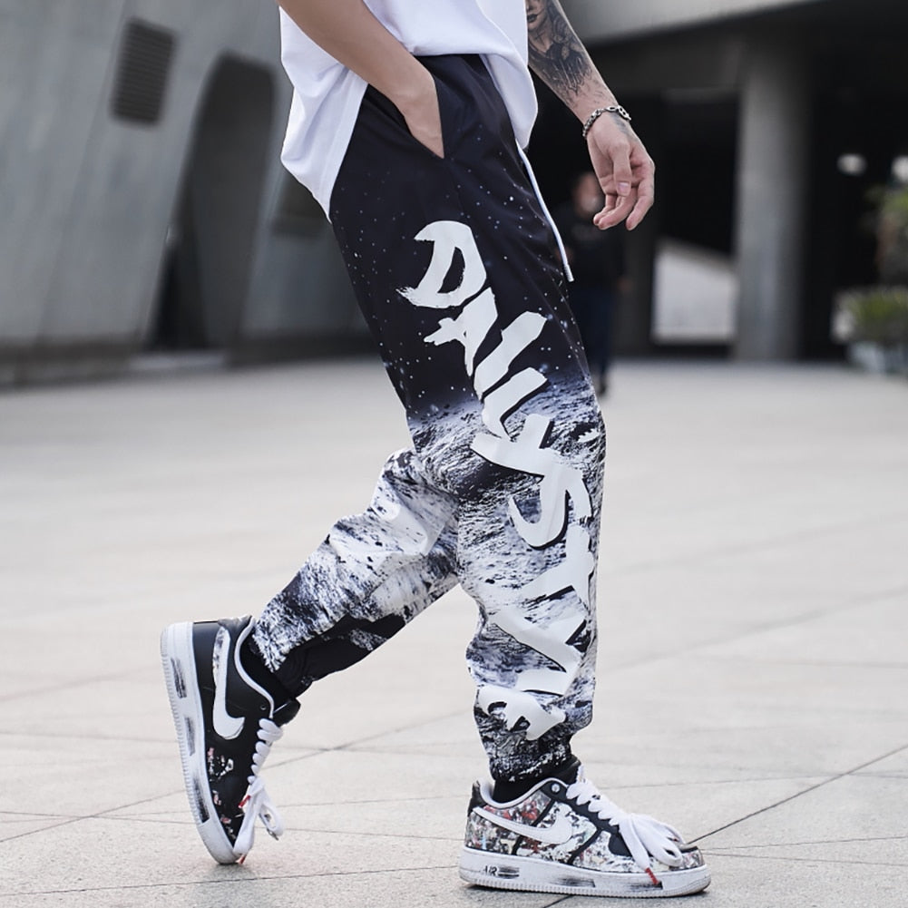 """Space"" Jogger Pant"