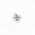 'a piece of my heart is in heaven' Charm