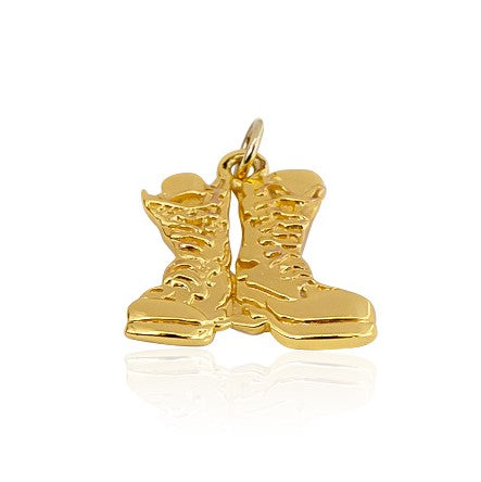 Combat Boots  Charms