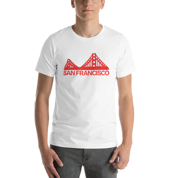 San Francisco Golden Gate Short Sleeve Tee