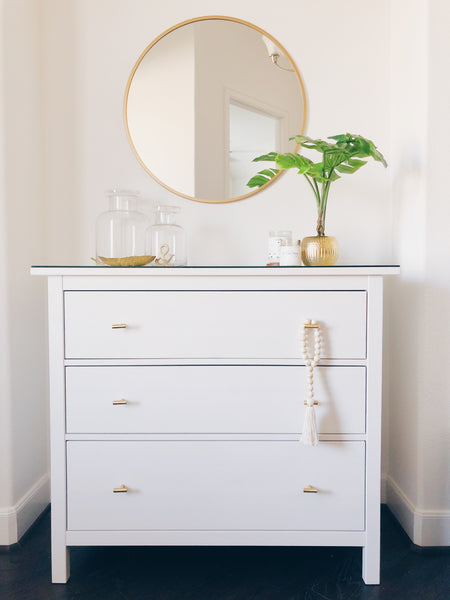 Super Simple Ikea + Target Makeover