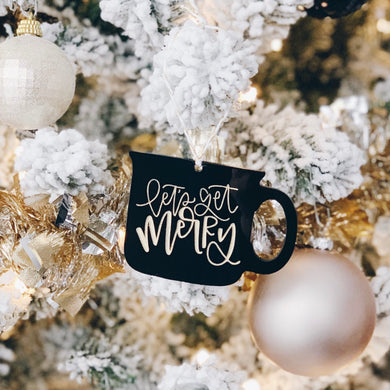 Merry Mug Ornament - lefty.script