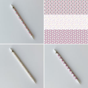 Patterned Vinyl Apple Pencil Wrap